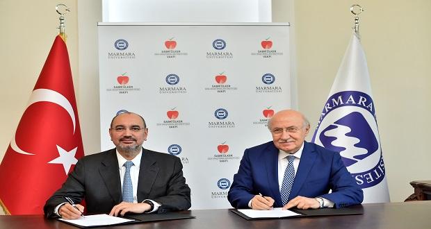 Marmara Üniversitesi ve Sabri Ülker Vakfı Araştırma Merkezi Kuruyor