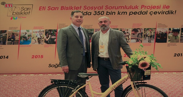 Eti Sarı Bisiklet, Sağlıklı Bir Yaşam İçin Harekete Yatırım Yapıyor!