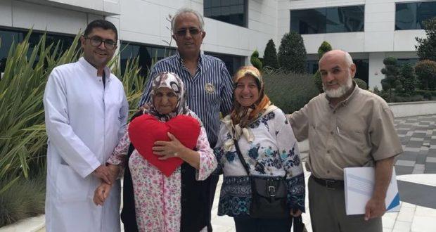 85 Yaşındaki Hasta, Sığır Kalp Zarından Hazırlanan Kapak İle Hayata Tutundu!
