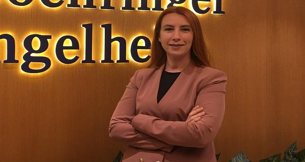 Gözde Yılmaz, Boehringer Ingelheim Türkiye, Ruhsatlandırma Birim Müdürü oldu