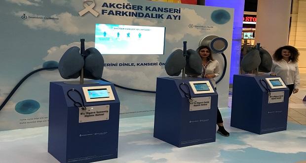 BMS Türkiye Akciğer Kanserine Dikkat Çekti