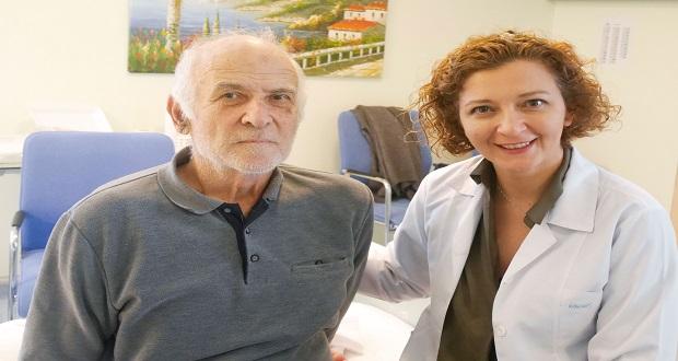 71 Yaşındaki Hastanın Safra Yollarındaki Dev Taşlar Ameliyatsız Çıkartıldı