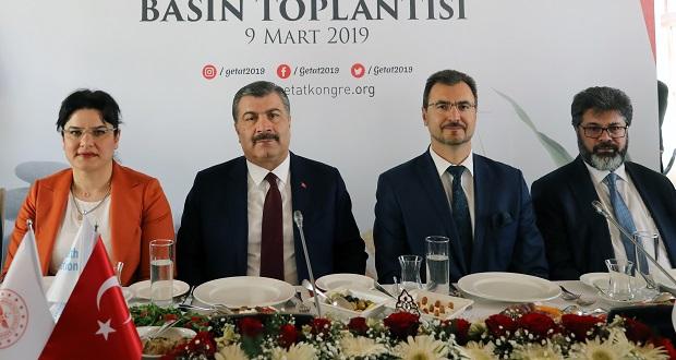 """Sağlık Bakanı Dr. Fahrettin Koca: """"Geleneksel ve Tamamlayıcı Tıp Uygulamalarını Sadece Hekimler Yapabilir"""""""