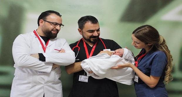 Mucize Bebek Muhammet Yeniden Yaşama Tutundu