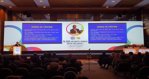 Gastroenteroloji Uzmanlari Antalya'da Buluştu