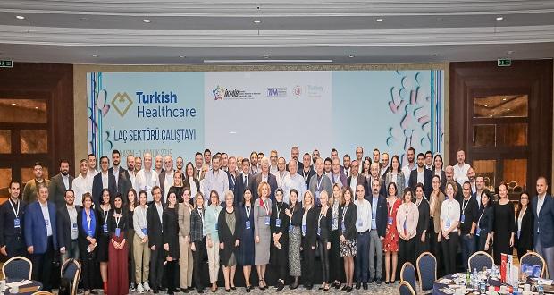 İlaç Sektörü İKMİB Çalıştayı'nda Buluştu