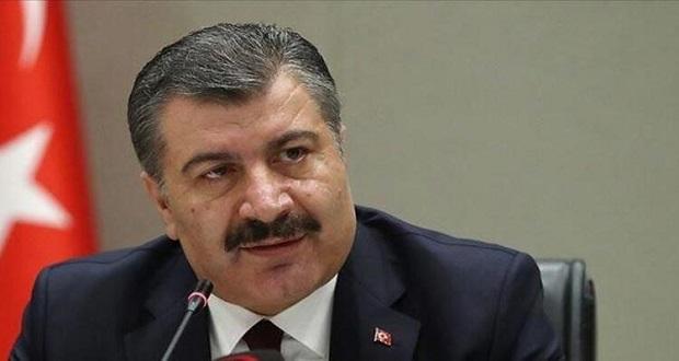 """Sağlık Bakanı Fahrettin Koca """"Corona Virüsün İnsandan İnsana Bulaşma İhtimali Daha Düşük"""""""