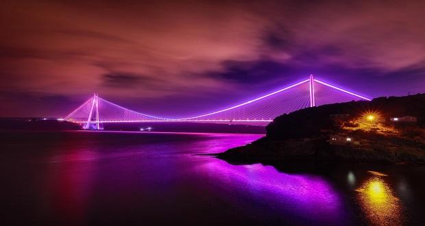 Köprüler Bu Yıl Da Epilepsi İçin Mor Oldu