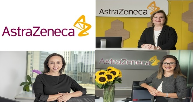 AstraZeneca'da Orta ve Üst Düzey Yöneticilerin Yüzde 66'sı Kadınlardan Oluşuyor