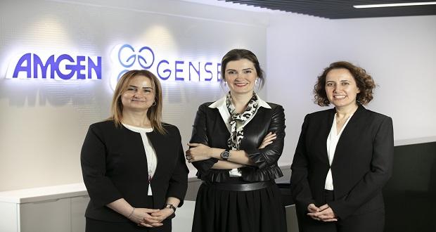 Biyoyüzyılın Merkezindeki Şirketlerden Amgen Kadınların İşgücüne Katılımını Teşvik Ediyor