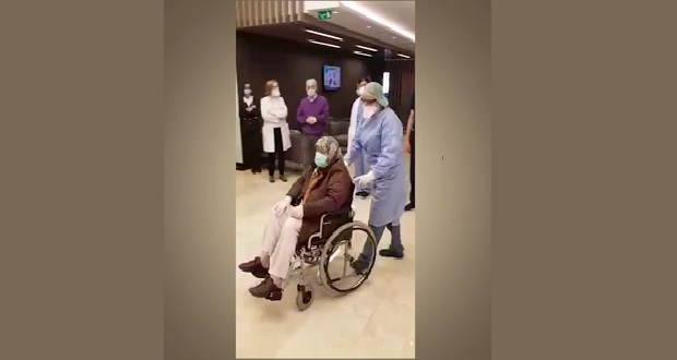 Yandaş Hastalığına Rağmen 75 Yaşında COVID-19'u Yendi!
