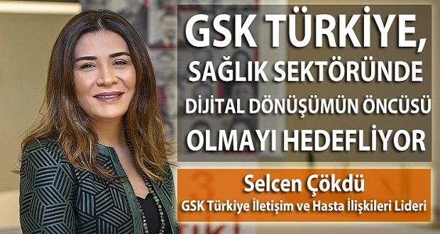 GSK Türkiye, Sağlık Sektöründe Dijital Dönüşümün Öncüsü Olmayı Hedefliyor