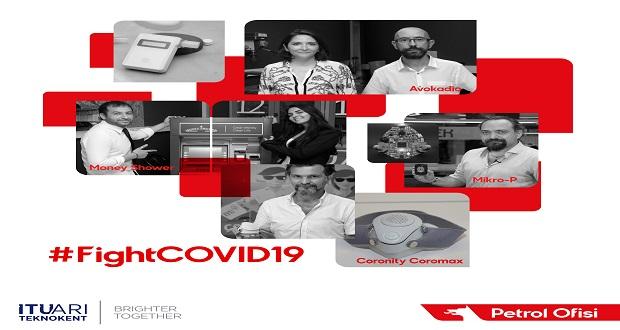 COVID-19 İle Mücadelede İleri Teknoloji Geliştiriliyor