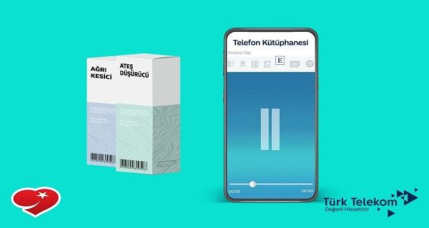 Türk Telekom'dan Engelleri Kaldıran Proje: İlaç Barkodu Okuma